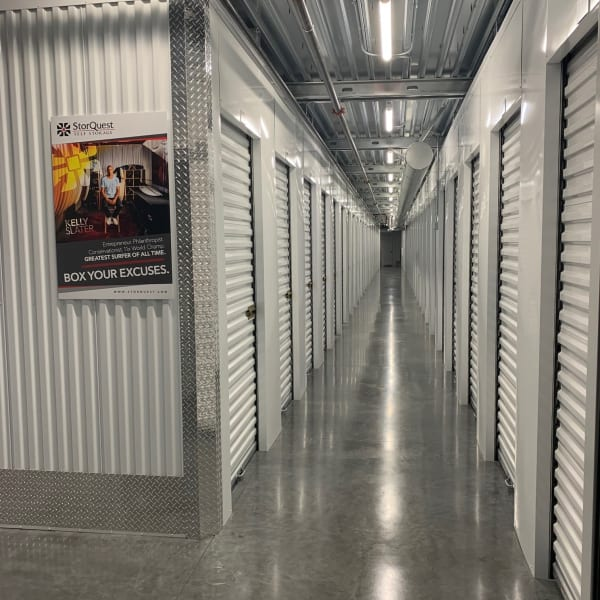 Climate-controlled units at StorQuest Self Storage in Reno, Nevada