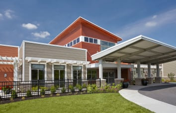 Link to Cumberland Pointe Health Campus's The Springs at Lafayette location