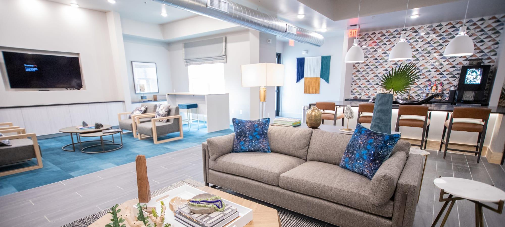 Eighteen51 Brinker apartments in Denton, Texas