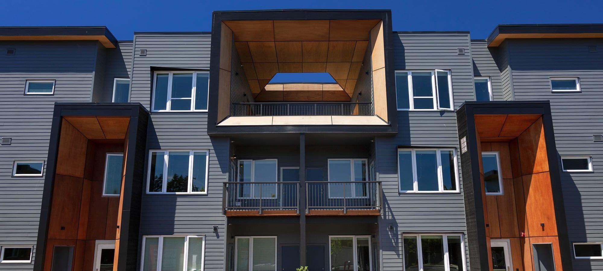 Apartments at Brookside Apartments in Gresham, Oregon