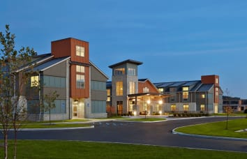 Link to Cedar Creek Health Campus's Wellbrooke of South Bend location