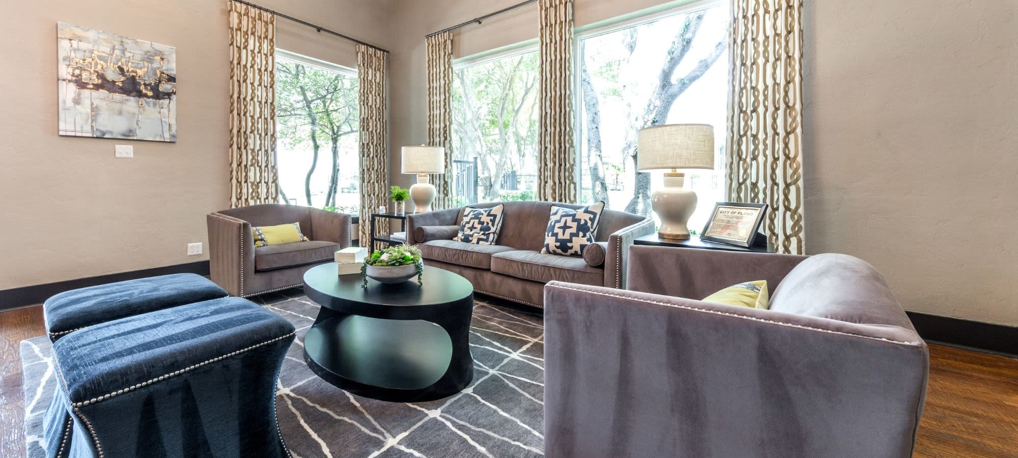 Resident information for Marquis at Legacy in Plano, Texas