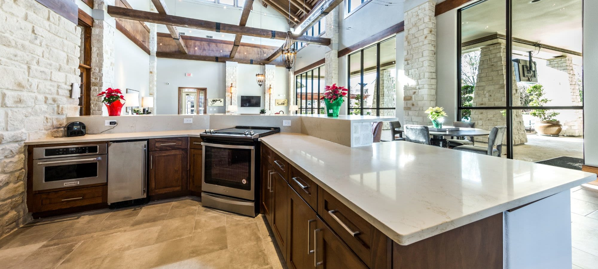 Virtual tours of Marquis at The Woodlands in Spring, Texas