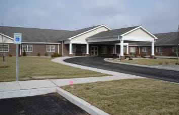 Link to The Willows at Harrodsburg's Cedar Ridge Health Campus location