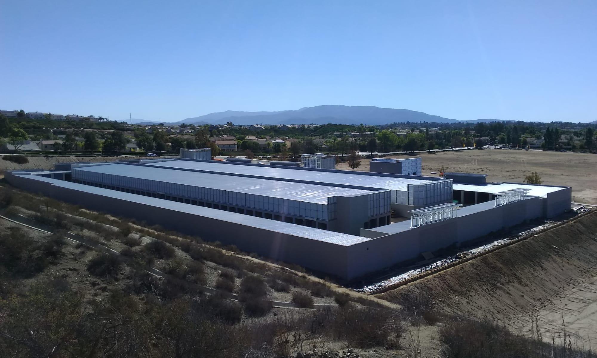 Silverhawk Self Storage in Murrieta, California is home to the 1st Year Price Guarantee.
