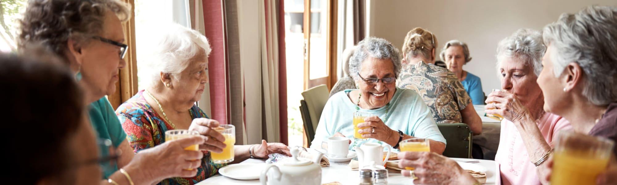 Privacy Policy at La Conner Retirement Inn in La Conner, Washington