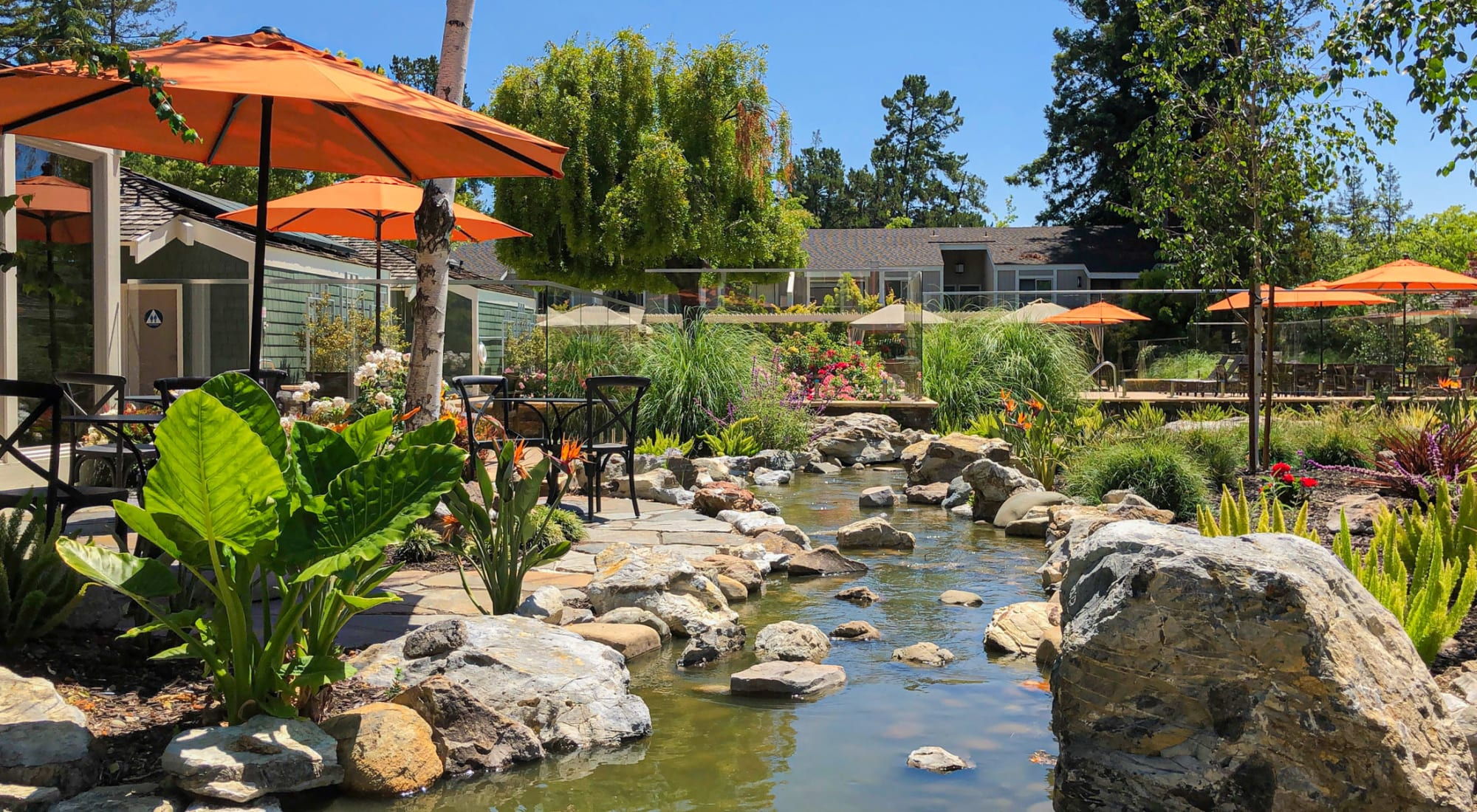 Glenbrook Apartments in Cupertino, California
