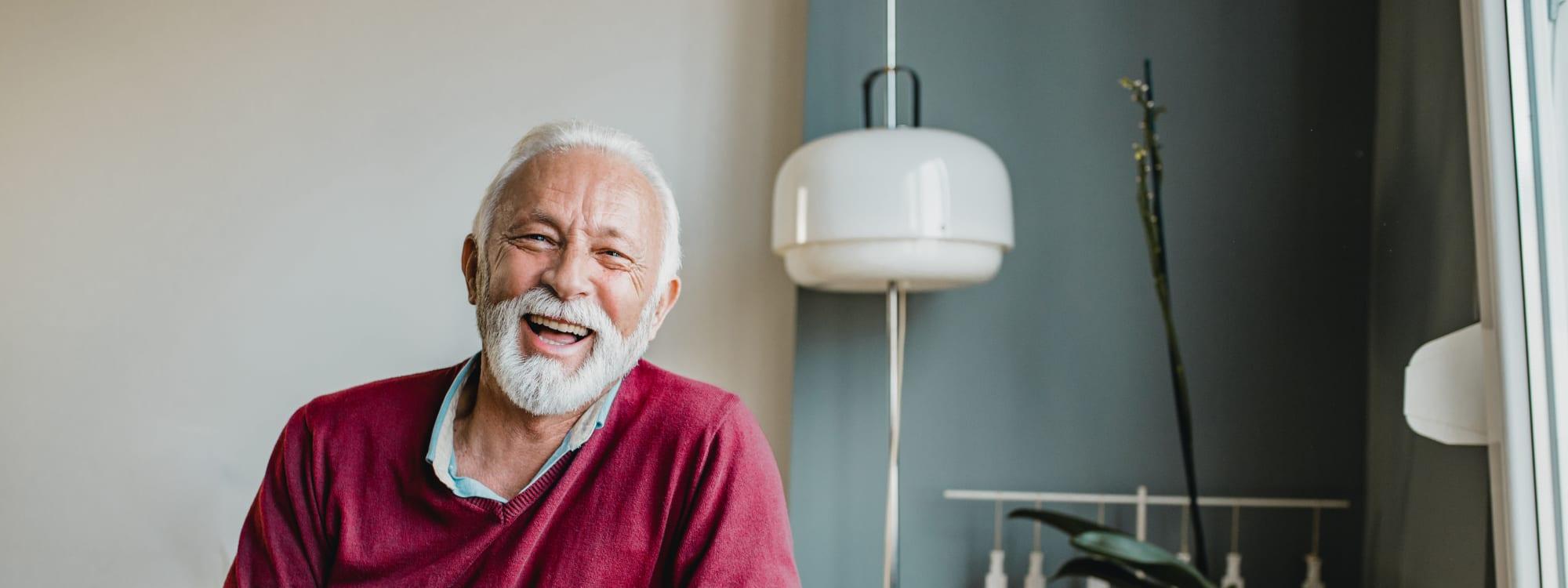Living Options at Arbor Glen Senior Living in Lake Elmo, Minnesota