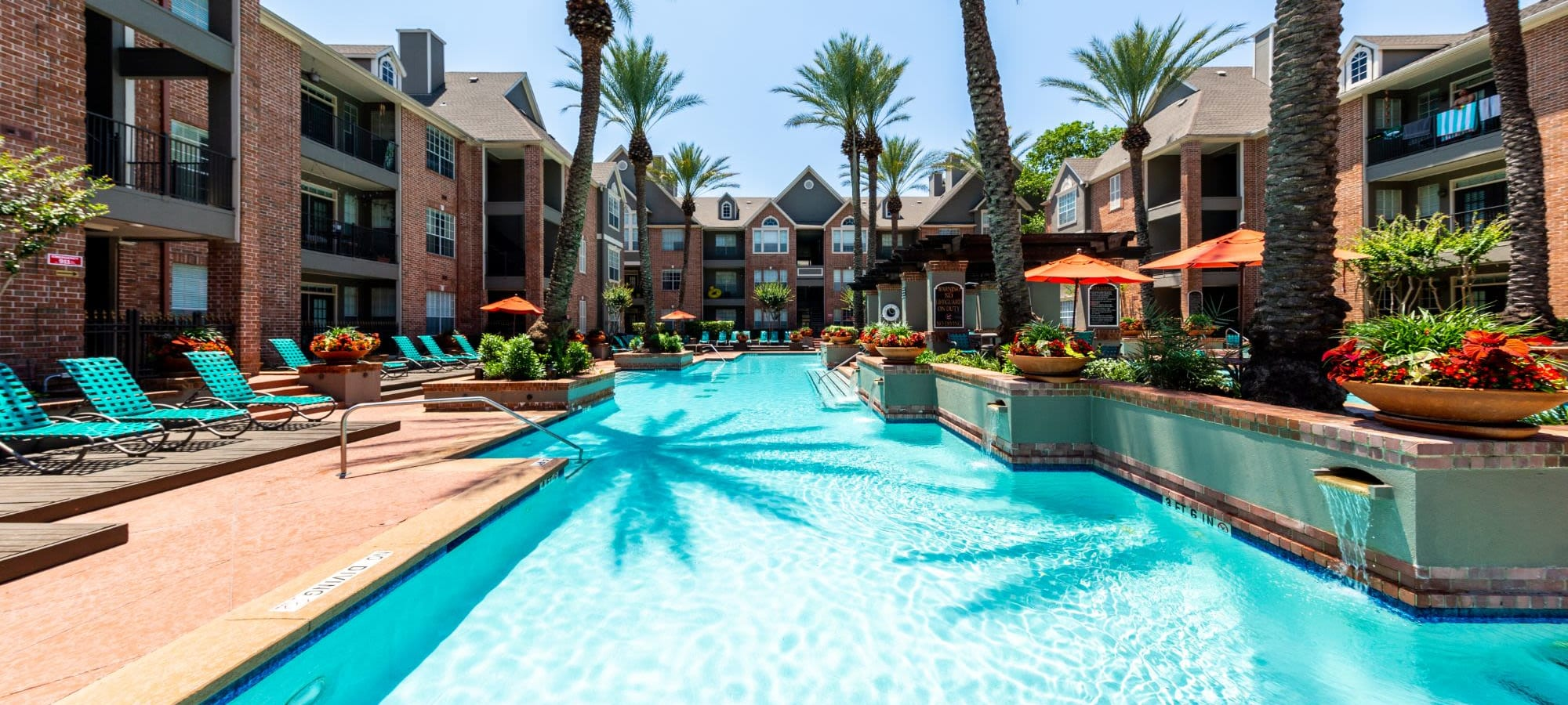 Amenities at Marquis on Pin Oak in Houston, Texas