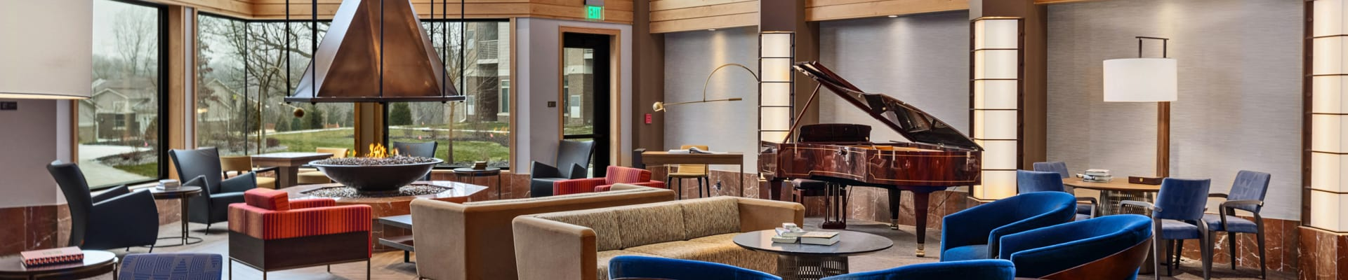 Living and care levels at All Seasons Ann Arbor in Ann Arbor, Michigan