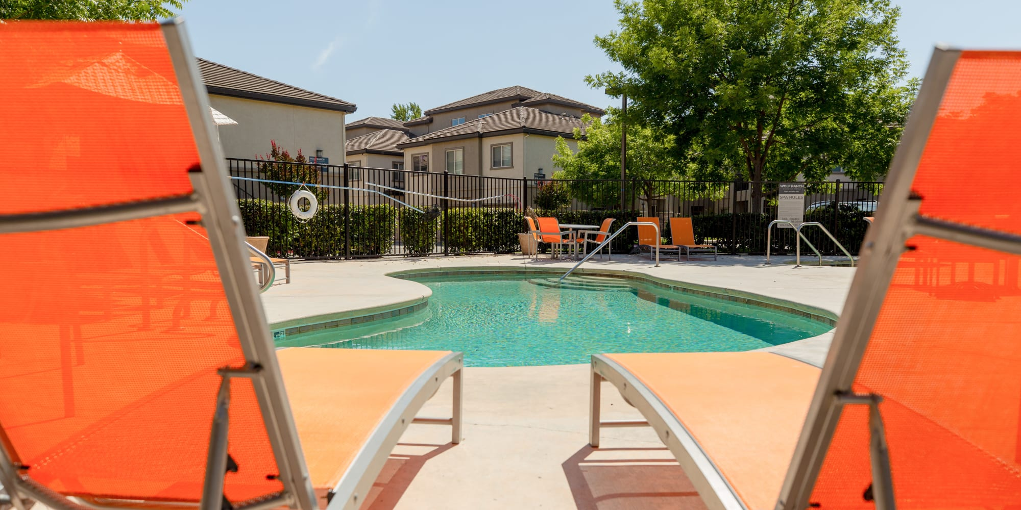Apartments at Wolf Ranch Condominium Rentals in Sacramento, California