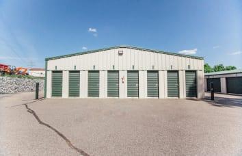 Harrisburg Speedway Storage facility