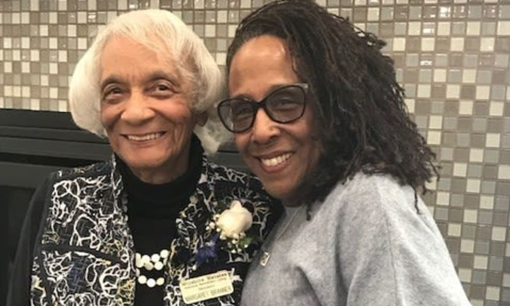 Residents of Wilshire Estates Gracious Retirement Living in Silver Spring, Maryland