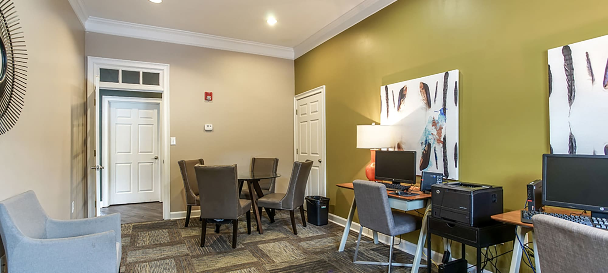 Amenities at Meadow View in College Park, Georgia