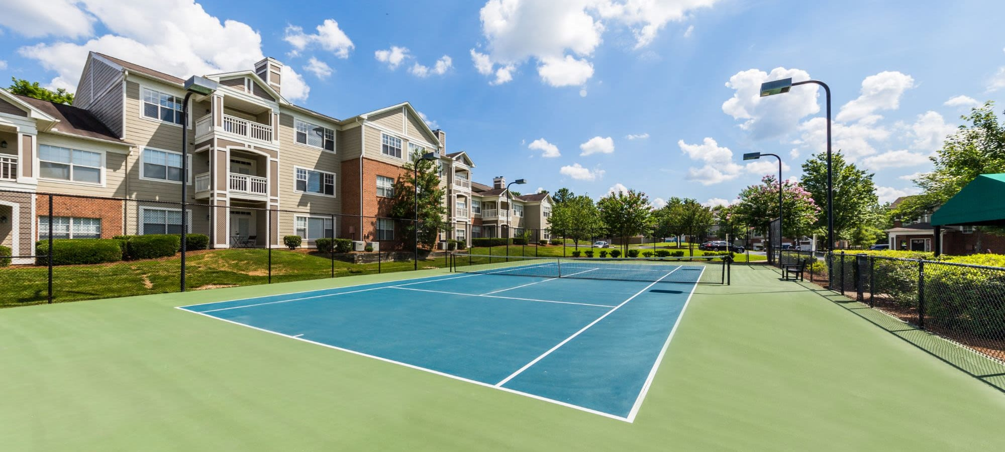Schedule a tour of The Preserve at Ballantyne Commons in Charlotte, North Carolina