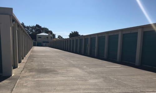 Storage Star Folsom in Folsom, California storage facility Exterior Storage Units
