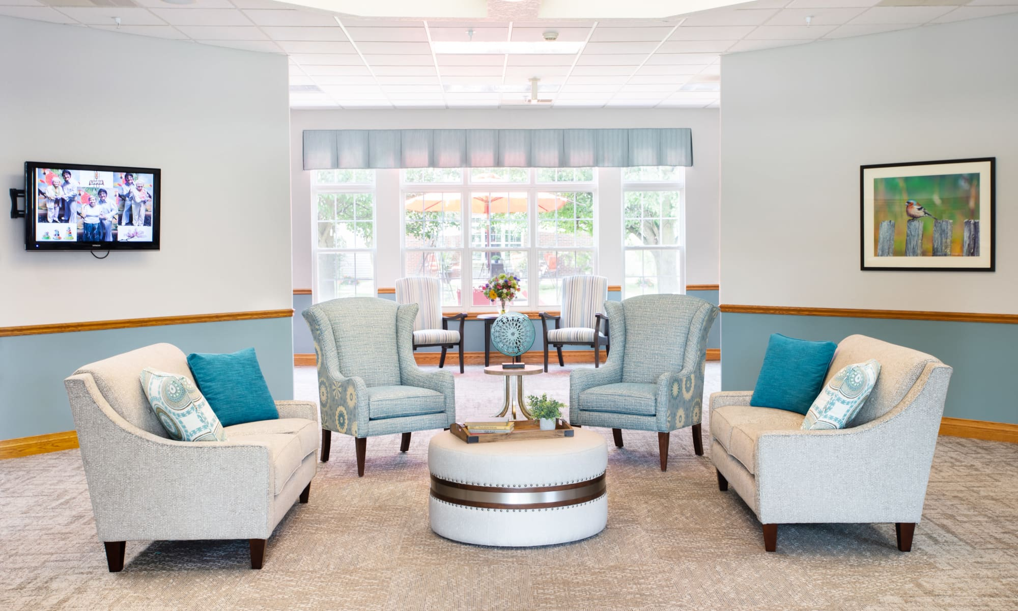 Premier assisted living care at Randall Residence in Decatur.