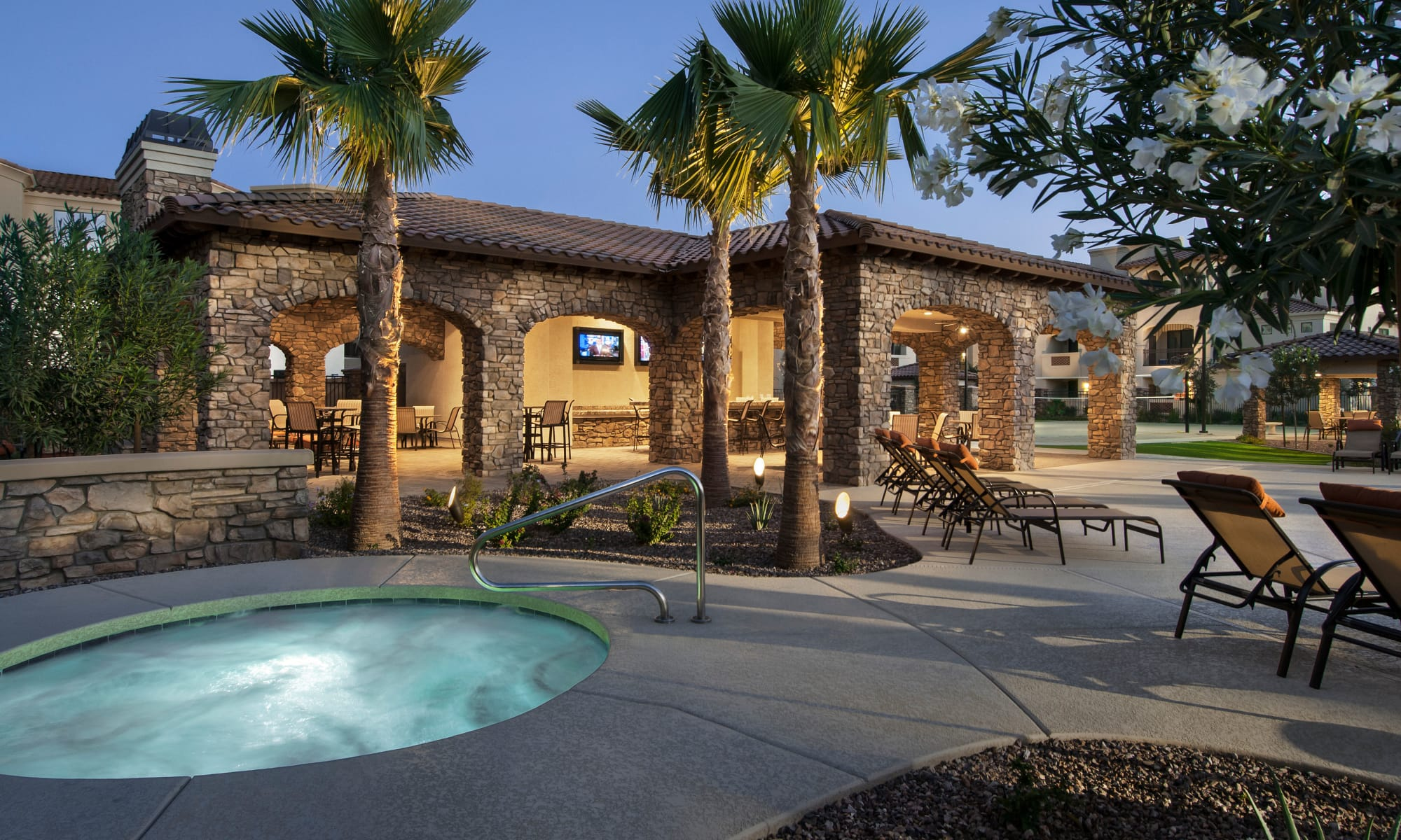 Apartments in Gilbert, Arizona at San Privada