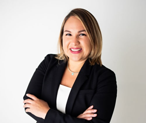 Bio photo for Lucy Rodriguez - Regional Manager at Olympus Property in Fort Worth, Texas