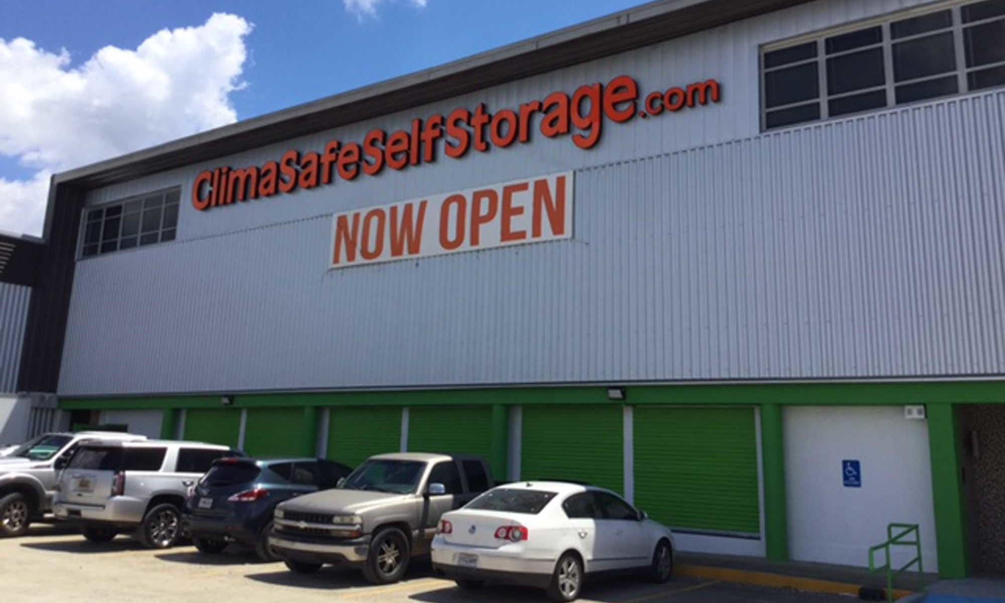 ClimaSafe Self Storage in New Orleans is the best storage place!