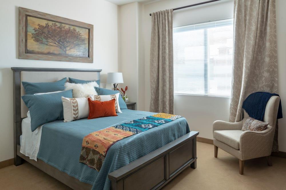Bedroom at Pine Grove Crossing in Parker, Colorado