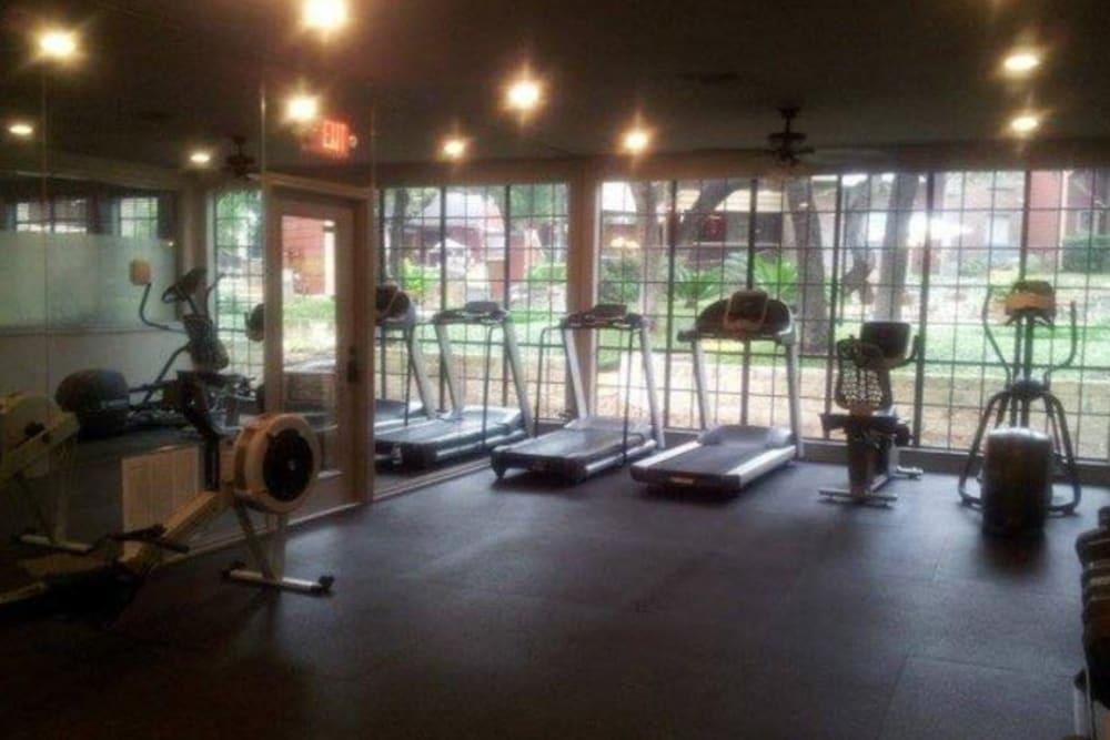 HarborFit Fitness Center at Carmel at Deerfield in San Antonio, Texas