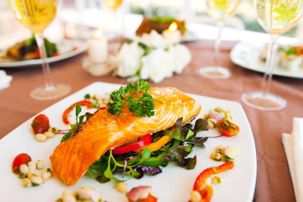Delicious restaurants near Amara at MetroWest in Orlando, Florida