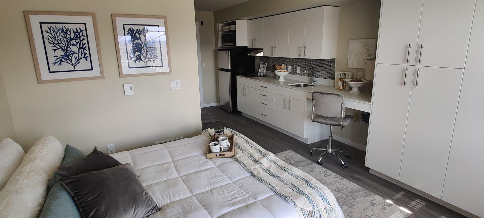 Apartments at Cubix at Othello in Seattle, Washington