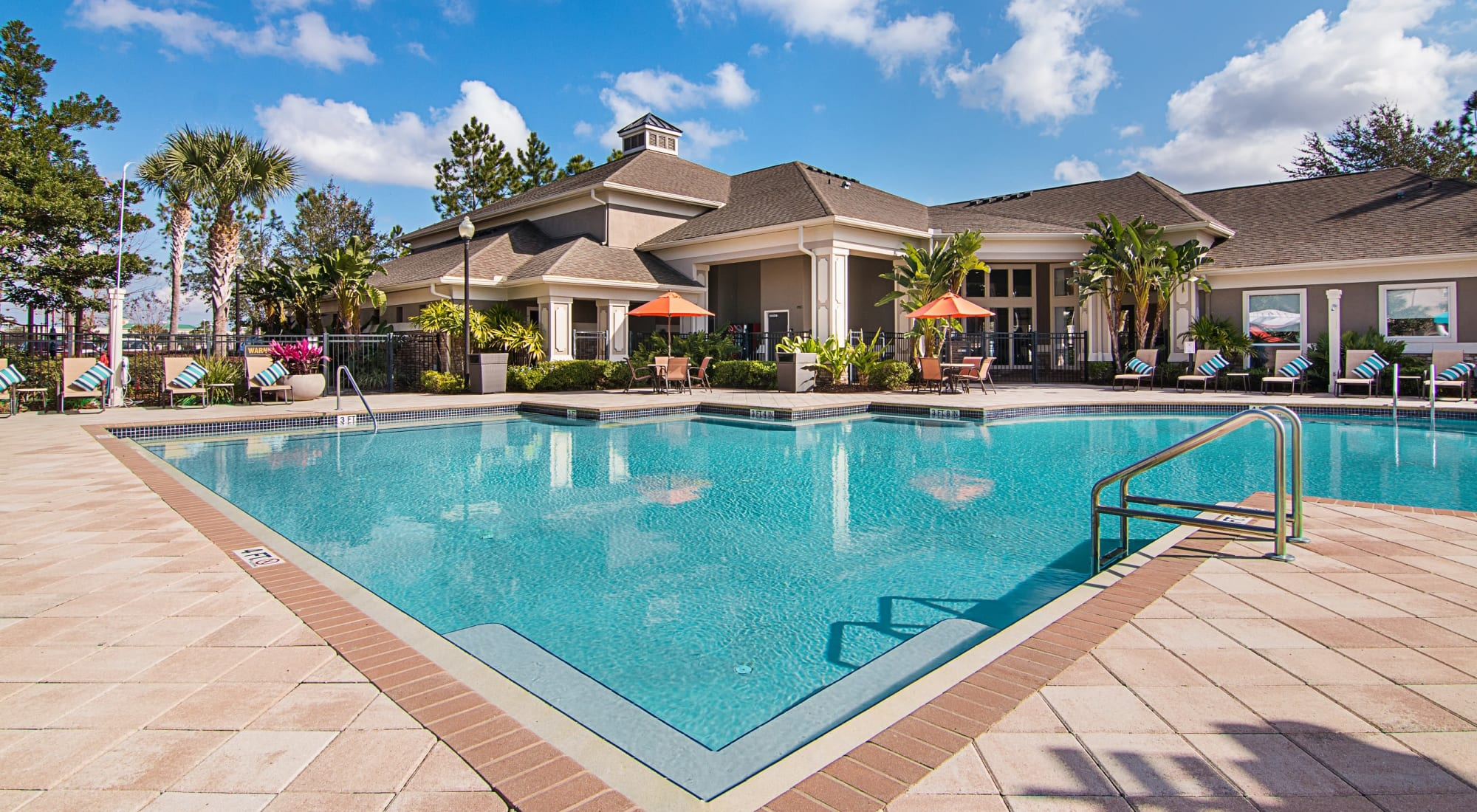 Davenport, Florida apartments at Landings at Four Corners