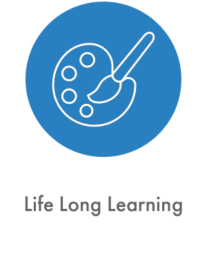 learn about life long learning at The Sanctuary at West St. Paul in West St. Paul, Minnesota
