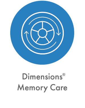 Learn about dimensions memory care at The Sanctuary at West St. Paul in West St. Paul, Minnesota