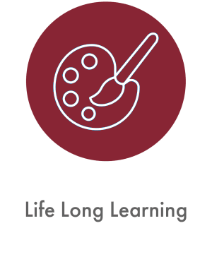learn about life long learning at Deer Crest Senior Living in Red Wing, Minnesota