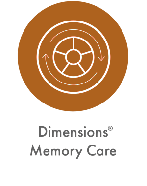 Learn about dimensions memory care at Aurora on France in Edina, Minnesota