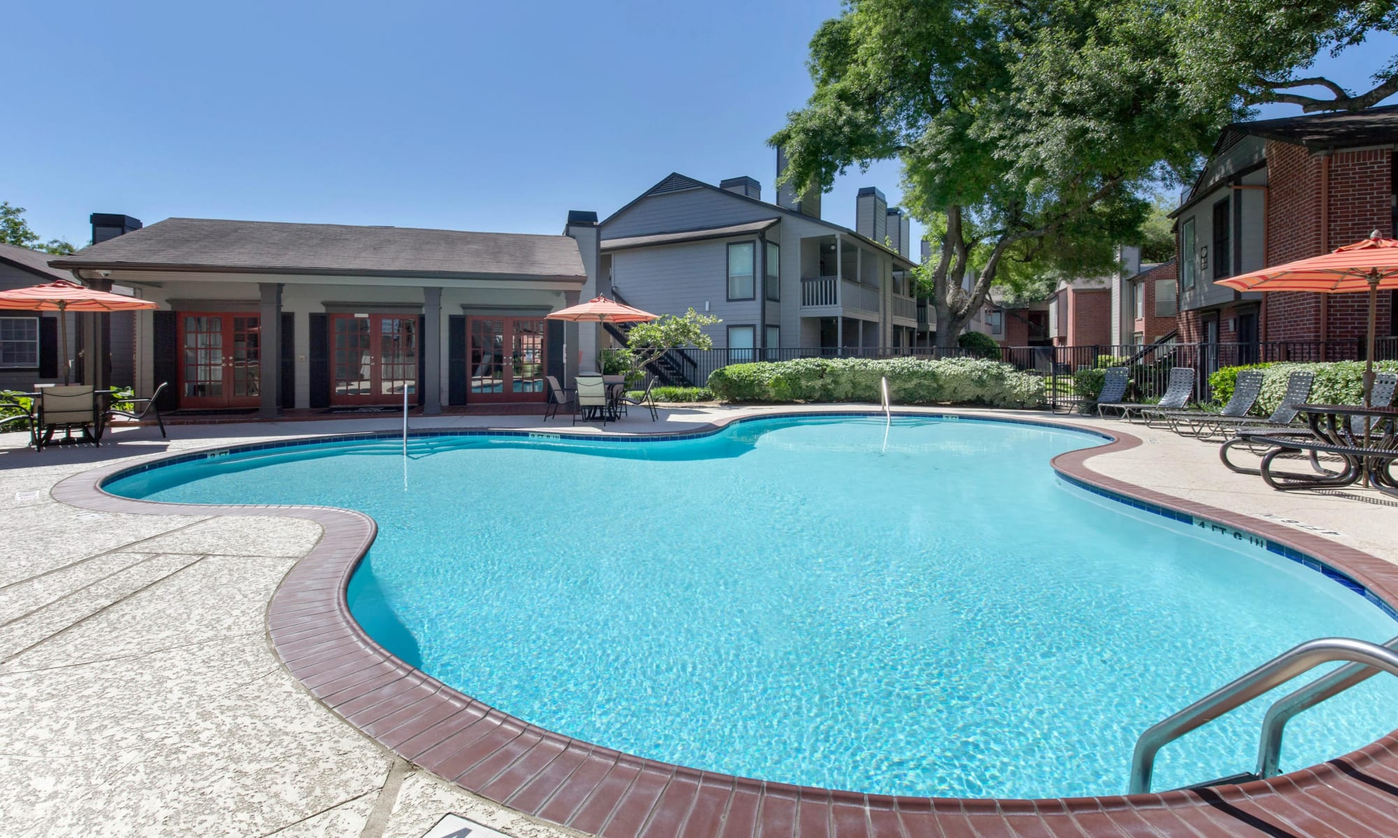 Apartments at Finley West in Houston, Texas