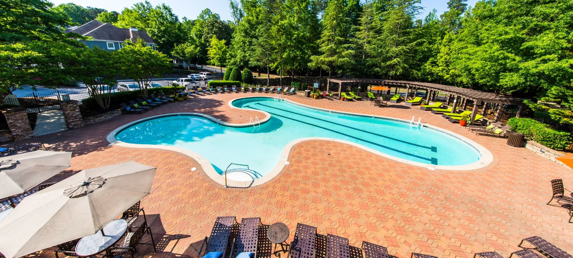 Amenities at Marquis on Edwards Mill in Raleigh, North Carolina