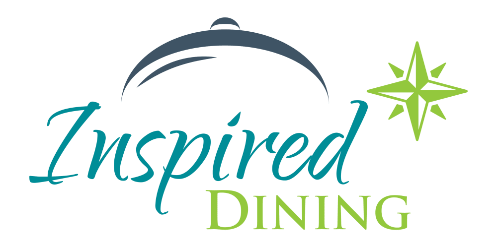 Inspired dining logo at Inspired Living in Royal Palm Beach, Florida