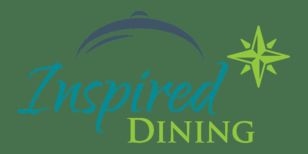 Inspired dining logo at Inspired Living in Sun City Center, Florida