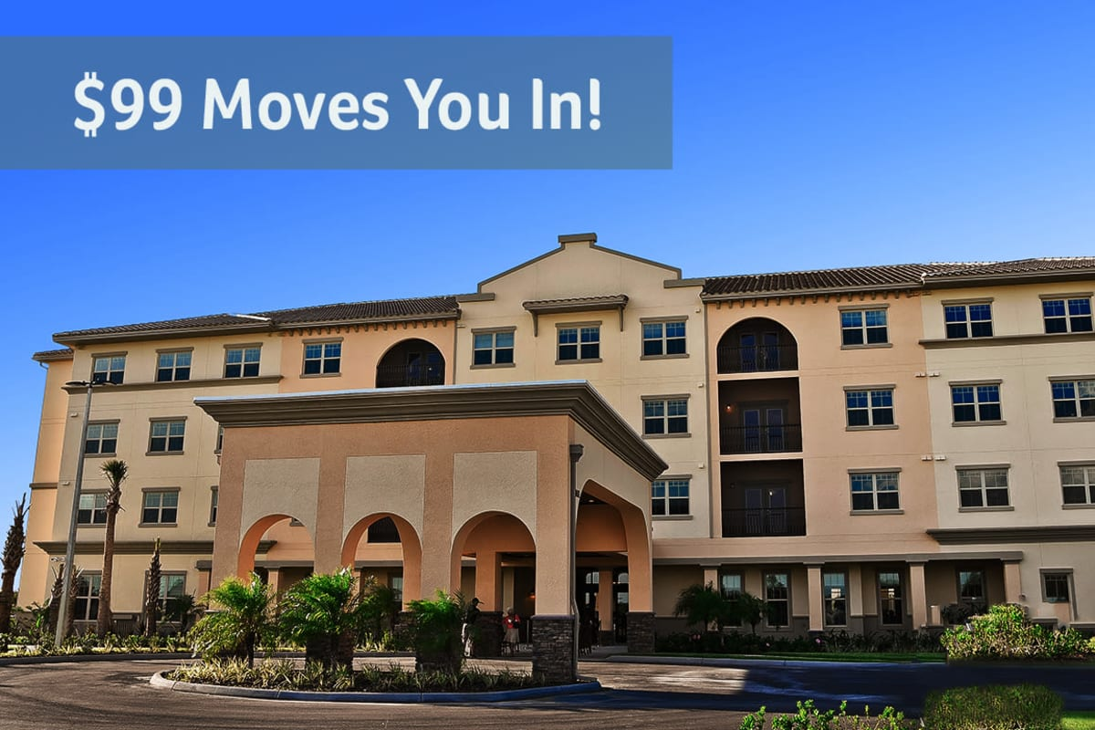 Senior living in Kissimmee, FL