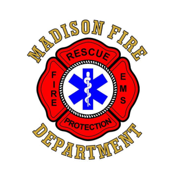 Madison County Fire Department Logo