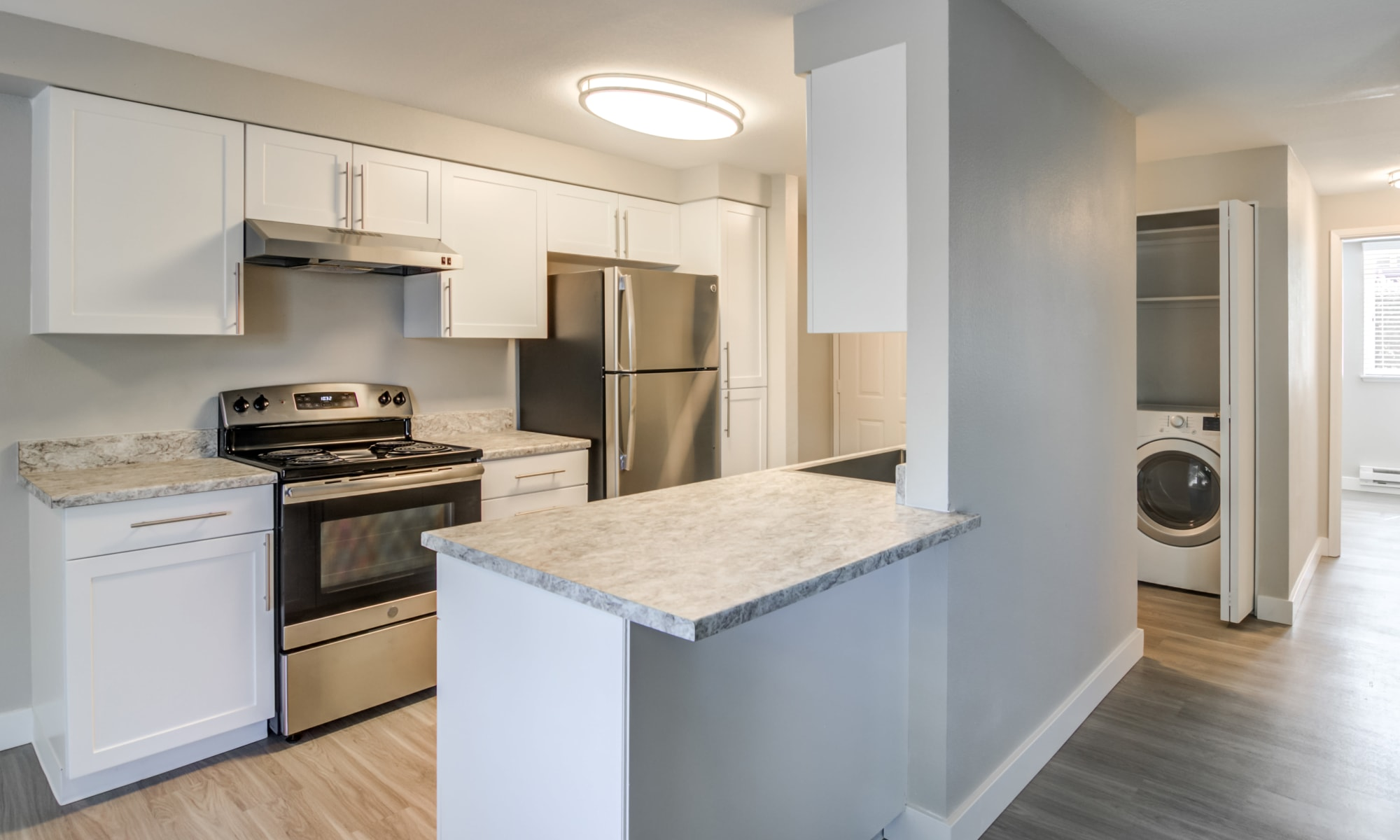 Apartments at Heatherbrae Commons in Milwaukie, Oregon