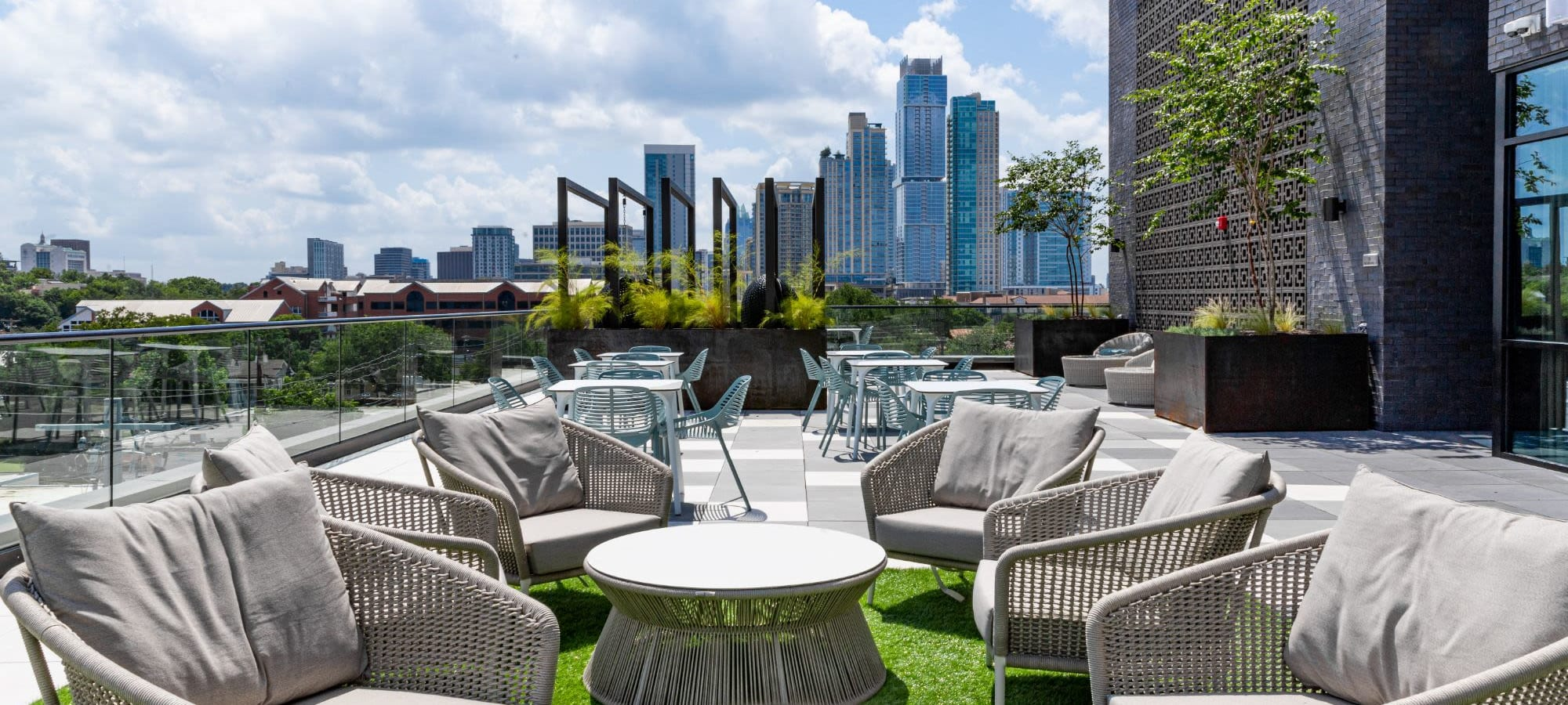 Schedule a tour of The Clark in Austin, Texas