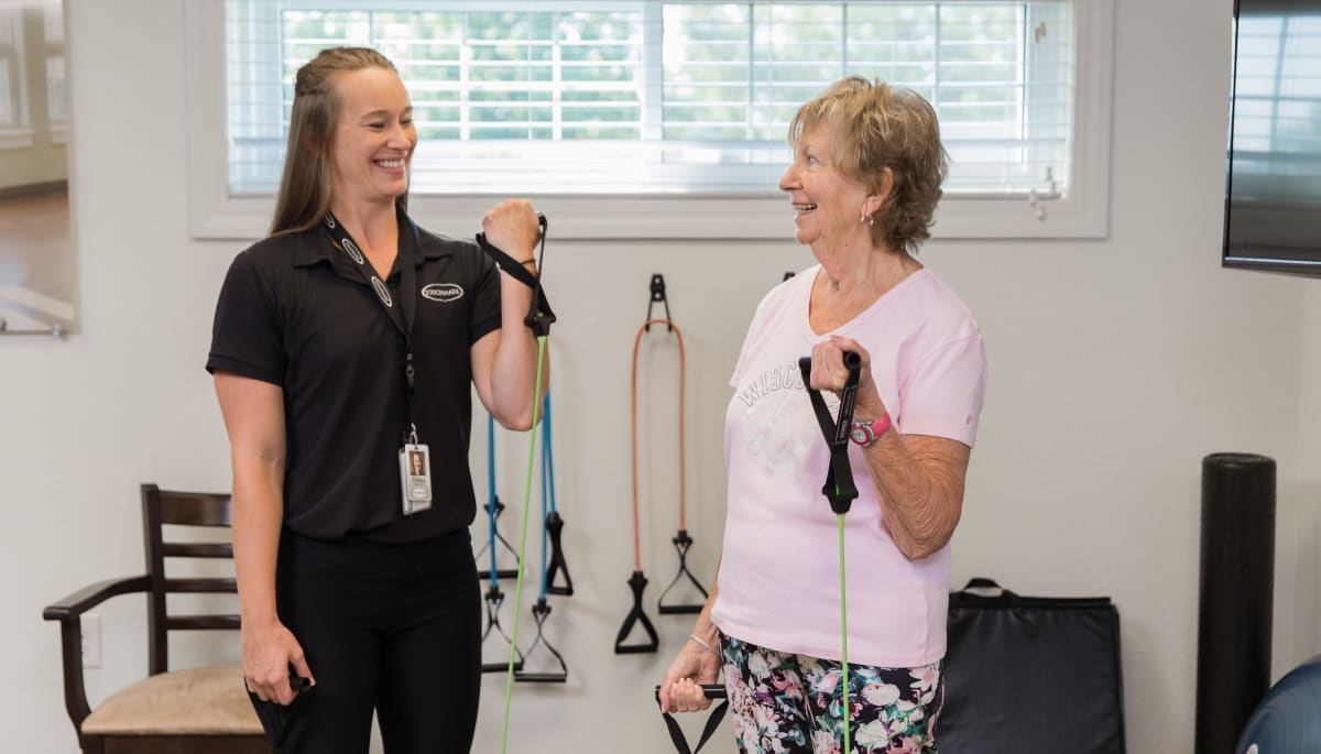 Personal Trainer at Touchmark on West Prospect