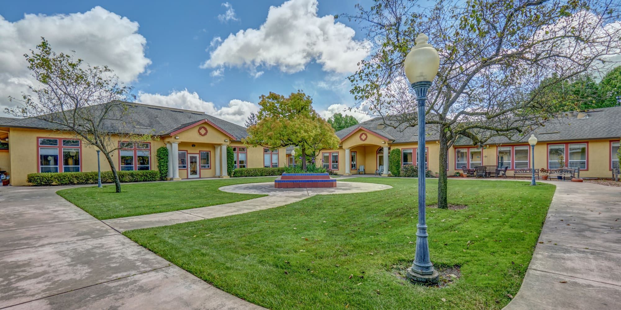 MuirWoods Memory Care in Petaluma, California
