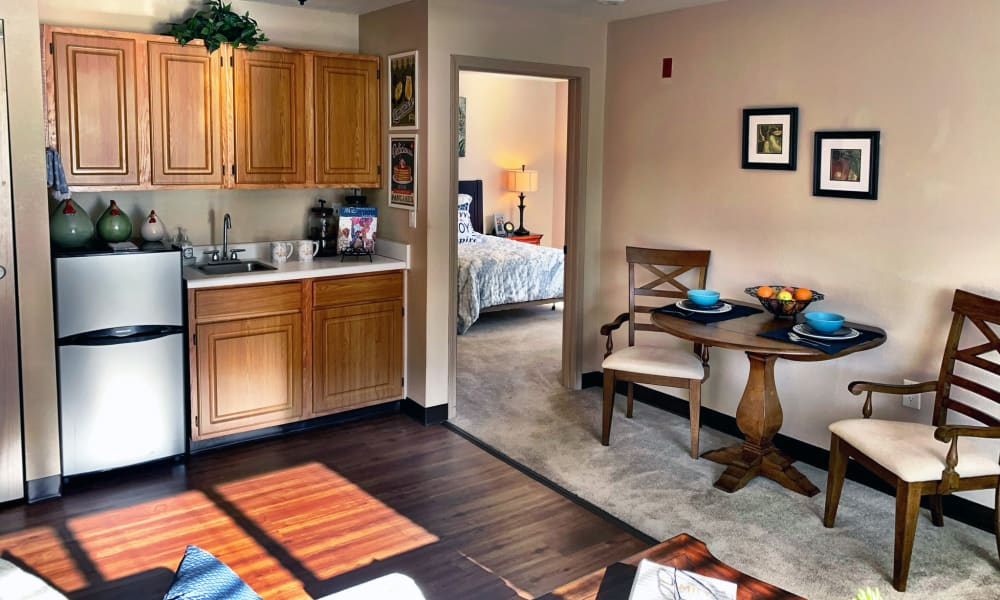 Interior View at Maple Ridge Senior Living