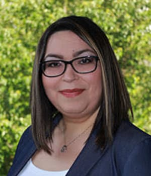 Erica Curtis of Mission Healthcare at Bellevue in Bellevue, Washington.