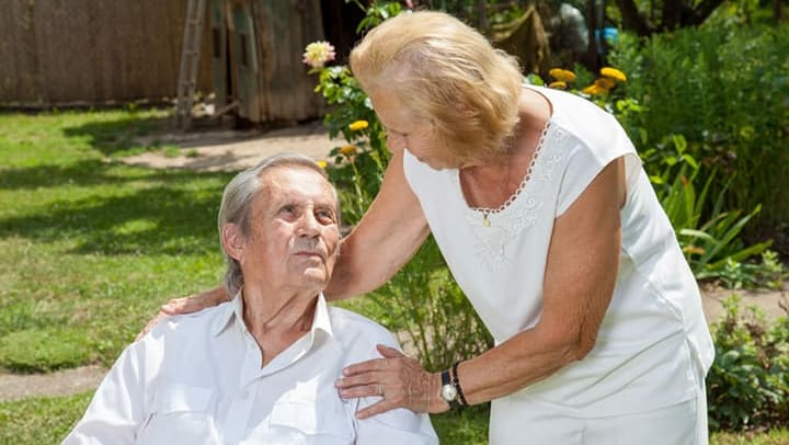 How to recognize pain in person with dementia