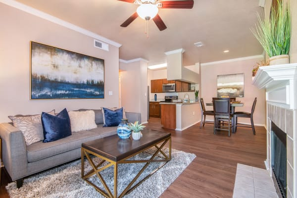 Clubhouse at Ballantyne Apartments