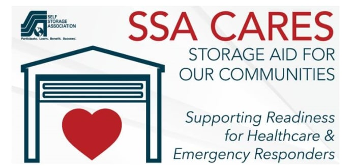 Self Storage Association Cares! View more information about Midgard Self Storage's local partners, like SSA