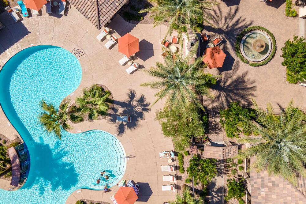 View the amenities at San Milan in Phoenix, Arizona