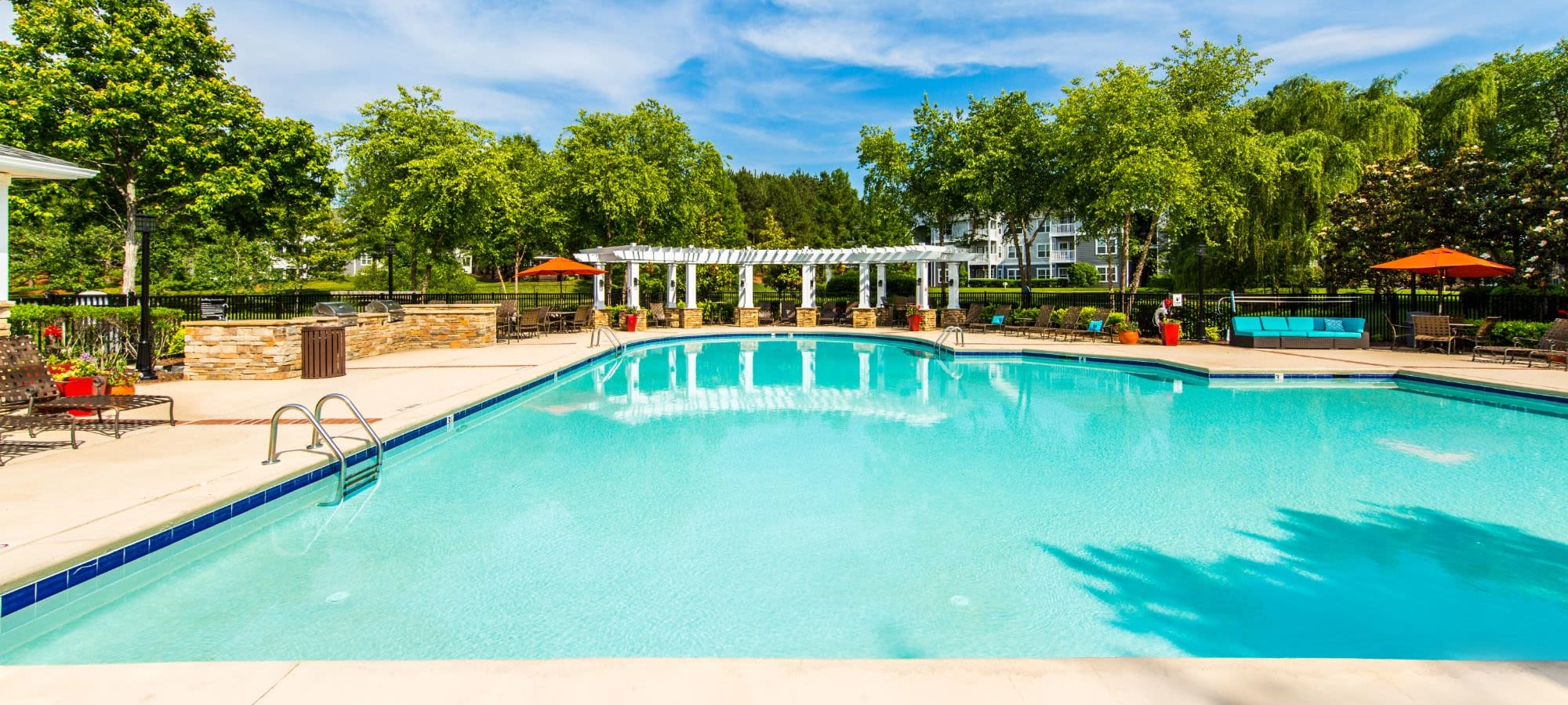Amenities at Marquis on Cary Parkway in Morrisville, North Carolina